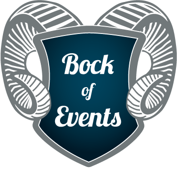 Logo Bock of Events